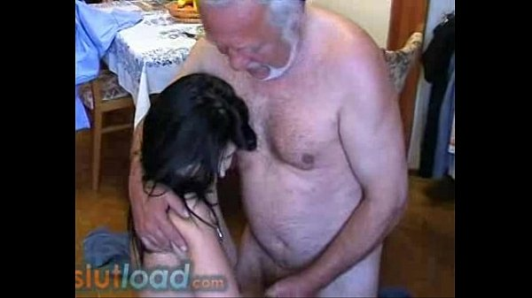 Old women sucking cock