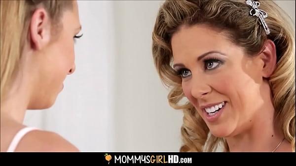 Mom Makes Daughter Orgasm Twice  thumbnail