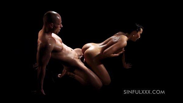 Romantic Sex Xxx: Slow Blowjob Handjob And Doggystyle