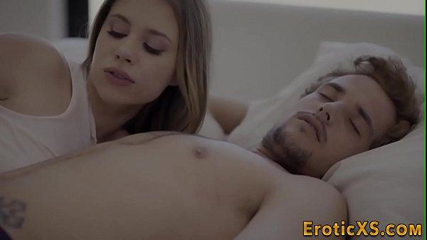 Красивое современное романтичное порно с красивыми партнерами