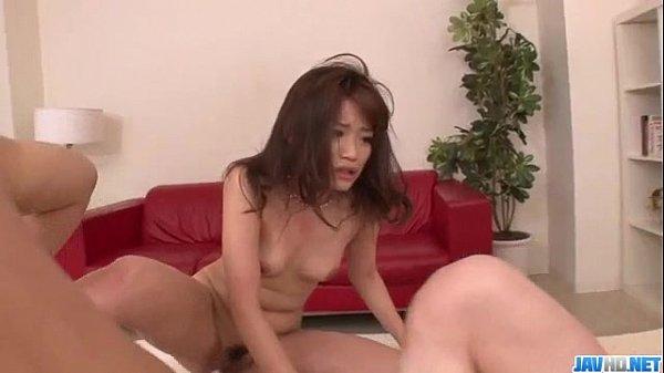 Amazing porn scenes with young hottie Banana Asada