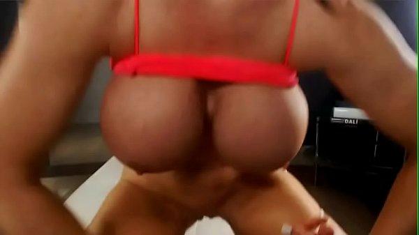Смотреть порно супер сиськи