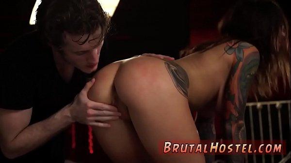 Порно обкончали в прямом эфире и трахнули