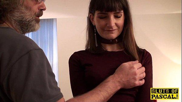Порно сын ебет мать а отец смотрит