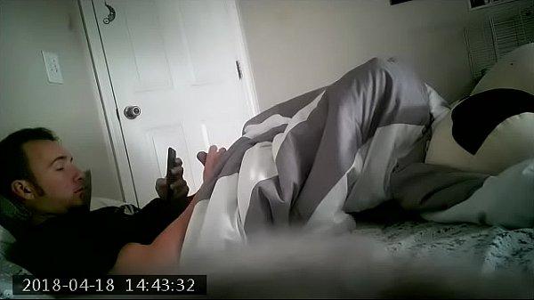 Hubby Caught On Camera