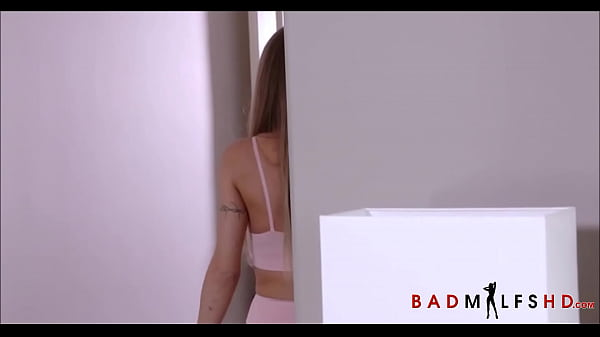 Hot MILF Natasha Starr Teaches Her Step Son Then Gets Him Off While His Hot Teen Girlfriend Bailey Brooke Is Sleeping