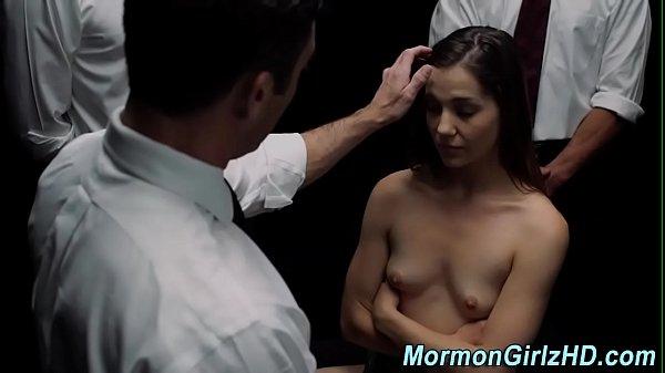 Molly Mormon: Mormon Teen Gangbanged
