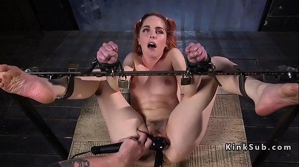 Lesbian toys anal acrobats