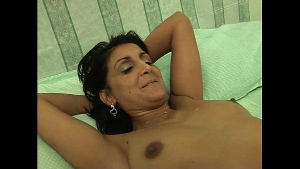 Massage aftermath: sex!
