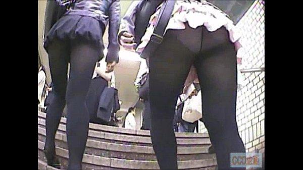 Japanse Spy Up skirt01