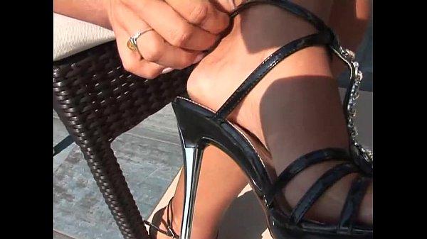 Порно красивые блондинки в обтяжку
