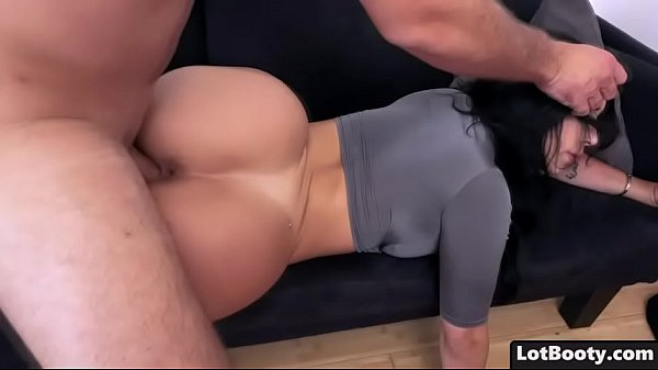 Fat ass brunette latina Valerie Kay gets fucked