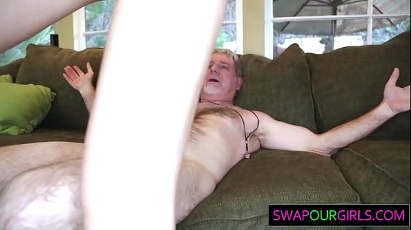 Русское порно со сменой пар