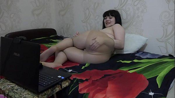 Русское домашнее порно в неелоне