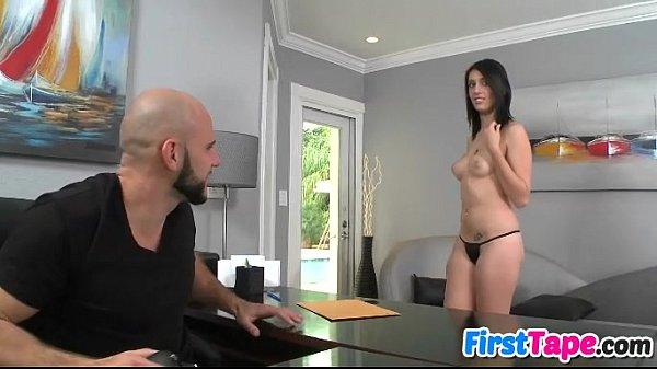 Horny amateur skinny lesbian hard anal fisting