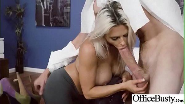 (Rachel RoXXX) Hot Office Girl With Big Tits Love Hardcore Sex movie-27