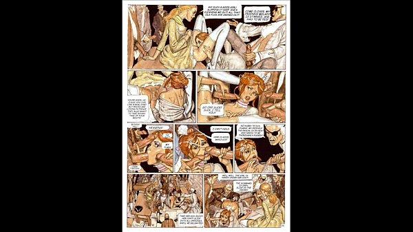 Lesbi comics