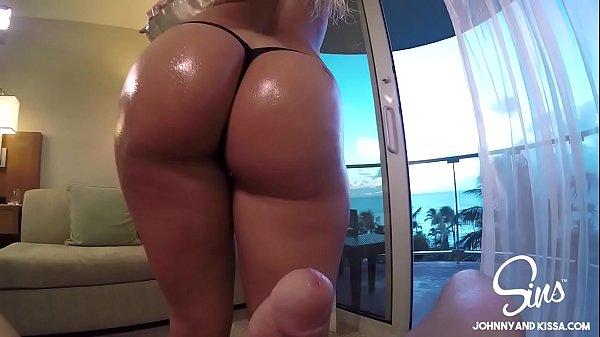 Image Tremendas Nalgas En Porno Aceitada