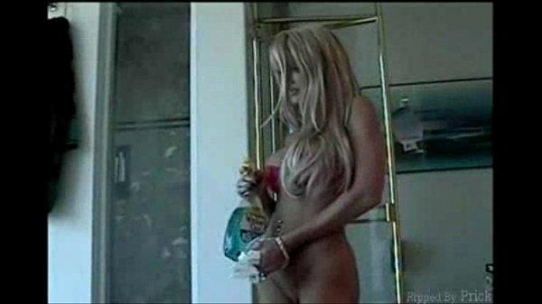 Amber Michaels Y Un Negrotas Que Le Pulveriza La Almeja...