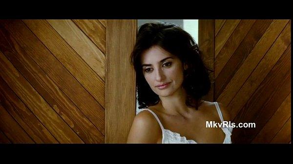 Penelope cruz nude movie scenes