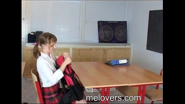 Секс в классе после уроков