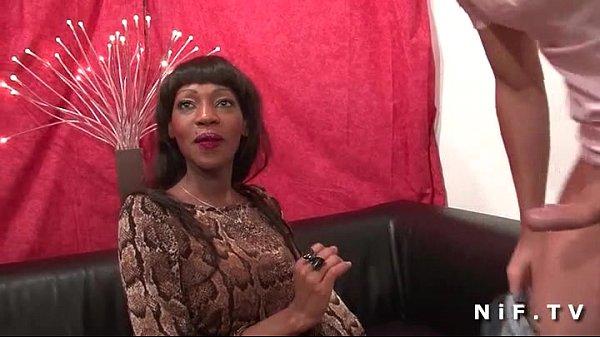 Andrea Owen French Ebony Wild Anal Fucking