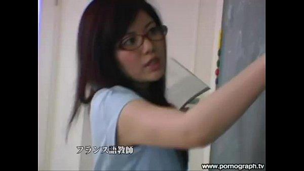 Javrar.us Cute Sexy Japanese Teacher - Tsukasa Minami 南つかさ JAV  thumbnail