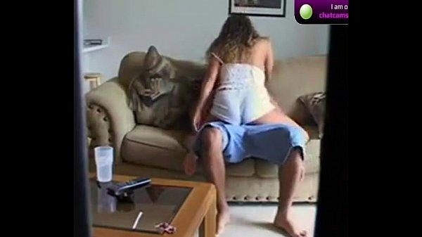 Cuplu Filmati In Propria Casa Cum Fac Sex Pe Canapea