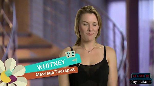 Делала массаж а и дошло до секса