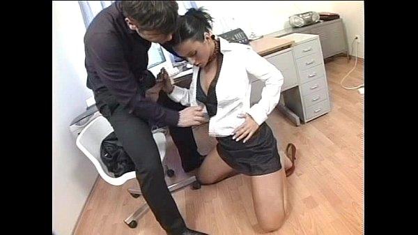 Секс трах секретарши с босом фото