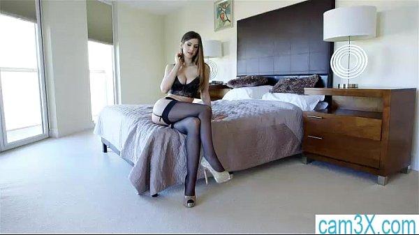 Webcam Show From A Sexy British Girl - Cam3X.com