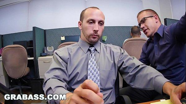 Grabass gay office videos