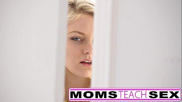 Step Mom Wants Sons Cum