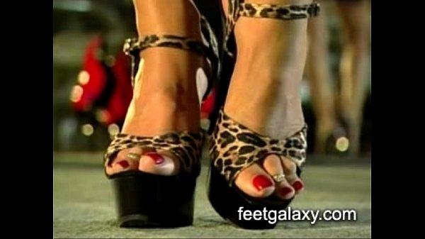 fetish heels Bare feet