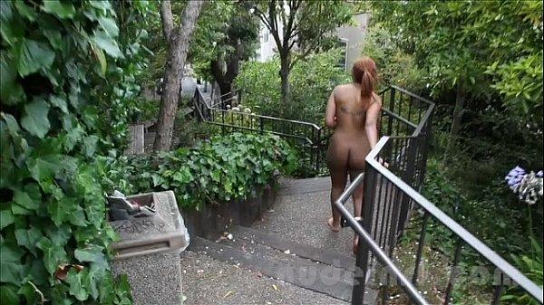 Nonton video bokep Nude in San Francisco:  Hot black teen walks around naked gratis - Tvhastingschristiebooks.com