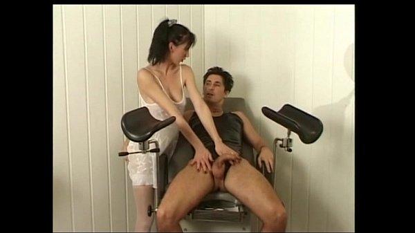 Stockinged german milf take dick