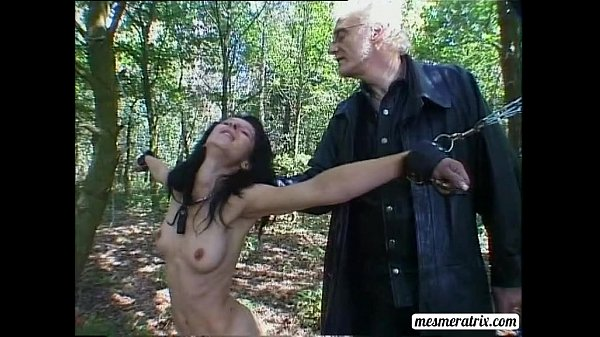 A Brunette Slave… for my pleasure and perverted Desire