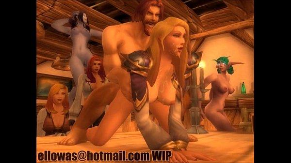 World warcraft worgen porn ellowas free sex videos watch
