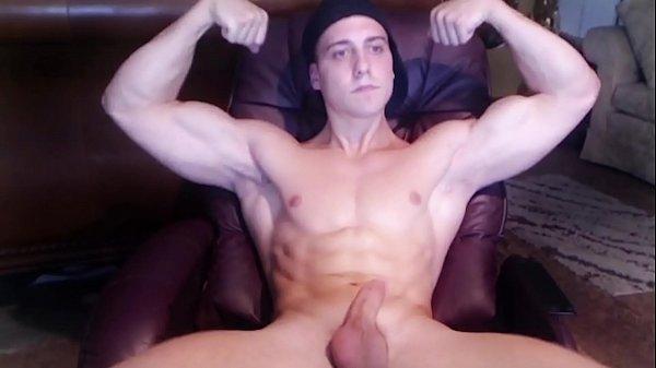 Юноша гей дрочит взрослому мужику