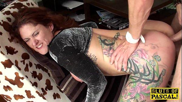 Tatuata Prostita Sa Se Futa Anal Cu Un Barbat Mai Amarat