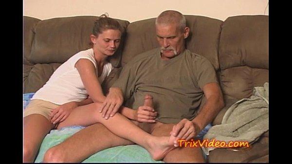Step Dad Anal Fucks Daughter