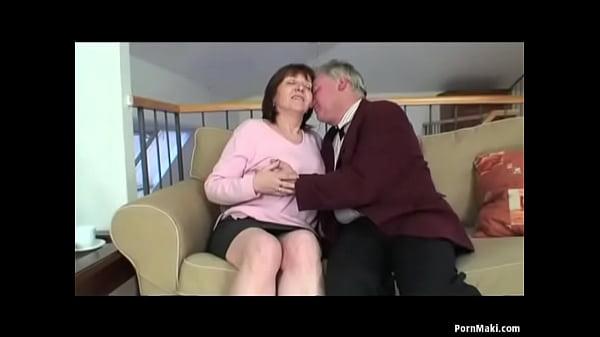 Внук с бабушкой и дедушкой порно