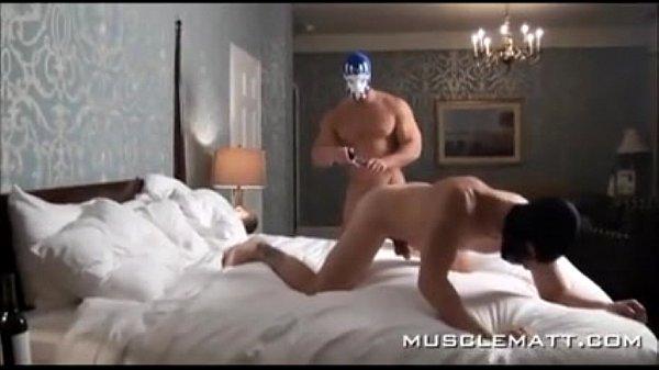 Muscle villein s dreams cums true