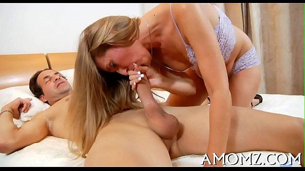 Секс с мамами полными