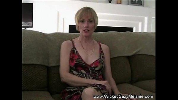 Mom Teaches Stepson How To Fuck