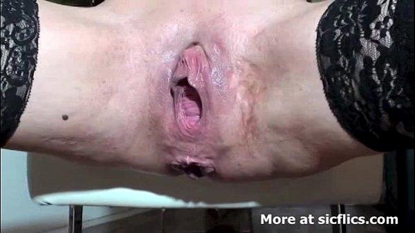 Порно фистинг бабушек с извращением