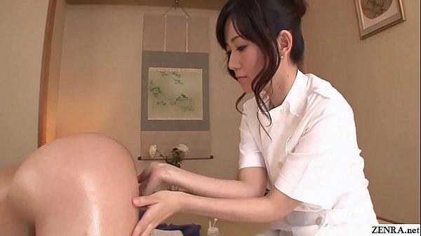 Jav wife manami komukai cfnm rimjob massage clinic 6