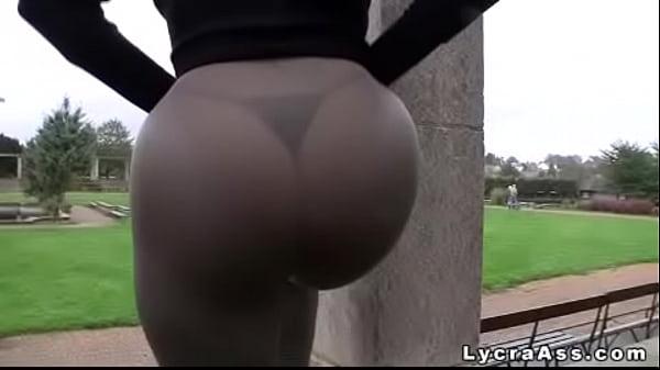Milfy see thru leggings