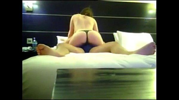 Lover in hotel