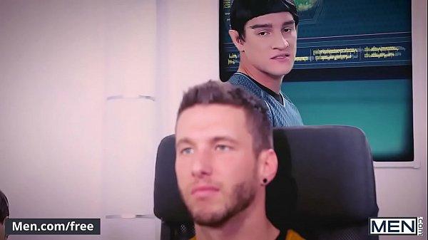 Men.com – (Jordan Boss, Micah Brandt) – Star Trek A Gay Xxx Parody Part 2 – Super Gay Hero